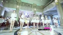 don't leave, day by day (120707 music core) - t-ara