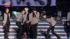shadow (130921 music core k-pop festival) - beast
