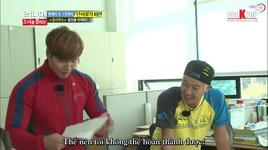 running man: search for the little girl (tap 165)  - v.a