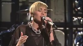 wrecking ball (acoustic live) - miley cyrus