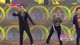 rocking (131005 music core) - teen top - teen top