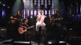 we can't stop (live on snl) - miley cyrus