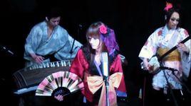 tsuki kage mai hana (vietsub, kara) - yuko suzuhana, wagakki band