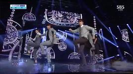 day by day (131013 inkigayo) - myname