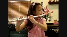 greensleeves - hoa tau, flute