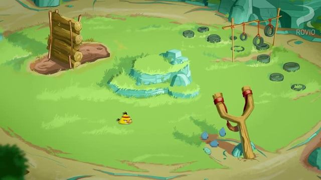 angry birds toons sneezy does it 720p or 1080p