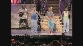 sometimes (live from hawaii) (vietsub) - britney spears
