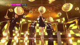 mr.lee (131026 music core) - park ji yoon, san e