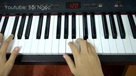 em se quen (if you and me) (piano tutorial) - boi ngoc