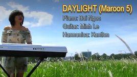 daylight (maroon 5 cover) - boi ngoc