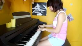 forever alone (justa tee piano cover) - boi ngoc