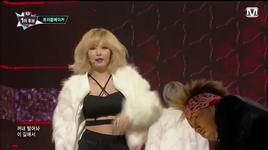 now (there is no tomorrow) (131107  m countdown) - trouble maker