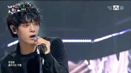 the sense of an ending (131107  m countdown) - jung joon young