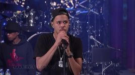 work out (live on letterman) - j. cole