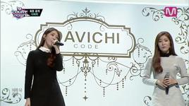 the letter (131114 m countdown) - davichi