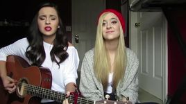 troublemaker (olly murs cover) - megan & liz
