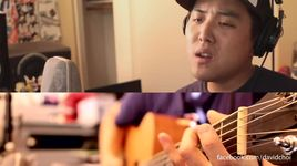 every teardrop is a waterfall (coldplay cover) - david choi