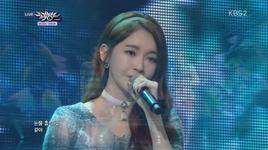 the letter (131122 music bank) - davichi