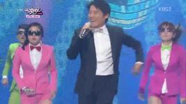open the door (131122 music bank) - lim chang jung