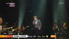 you don't know love (131122 music bank) - k.will