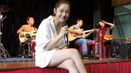 anh muon em song sao (live) - bao anh