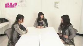 suzukake no ki no michi de... (abbr.) yaya kihazukashii ketsuron no you na mono (131123 akb48 show!) - akb48