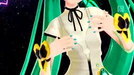 weekender girl (project diva f) - hatsune miku