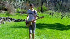punch drunk love (the summer set bass cover) - tyler mays