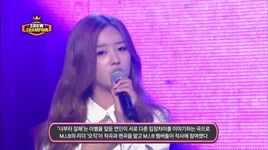 let's talk about you (131204 show champion) - m.i.b