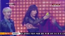 do you know me (131206 music bank) - t-ara