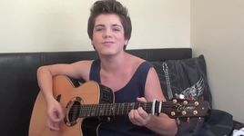 live while we're young (one direction acoustic guitar cover) - jordan jansen