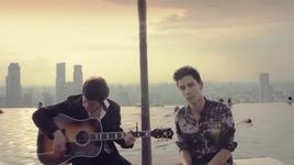 the 2013 pop medley - sam tsui, kurt schneider