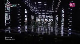 do you feel me (131212 m countdown) - mr.mr