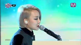 nothing - younha (131212 m countdown) - younha