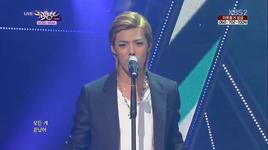 let's talk about you (131213 music bank) - m.i.b - m.i.b