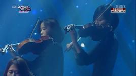 nothing - younha (131213 music bank - younha