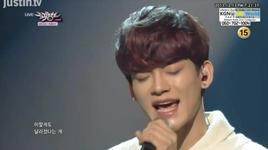miracle in december (131213 music bank) - exo