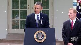 obama hat jingle bell doc dao  - v.a
