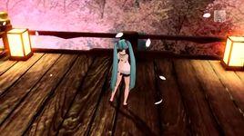 sakura jihen (dreamy theater) - hatsune miku