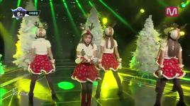 lonely christmas (131219 m countdown) - crayon pop