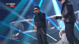 baaam (131220 music bank year end special) - dynamic duo