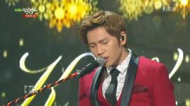 you don't know love (131220 music bank - year end special) - k.will