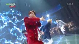 everybody   (131220 music bank year end special) - shinee