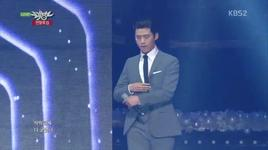 come back when you hear this song (131220 music bank year end special) - 2pm