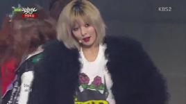 what's your name (131220 music bank year end special) - 4minute