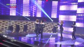 damaged lady - kara (131220 music bank year end special) - kara