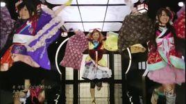 kimono jet girl - aaa