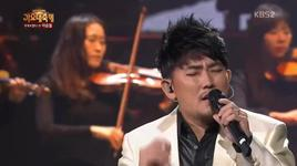 there's nobody like that (131227 kbs gayo daejun) - lee seung chul