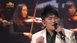 there's nobody like that (131227 kbs gayo daejun) - lee seung chul