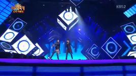 dance break - exo (131227 kbs gayo daejun) - exo